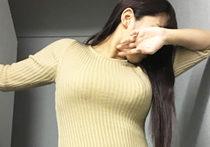 Hカップロケット美爆乳18歳のエロ過ぎる身体!巨乳爆乳隠し撮り体験記